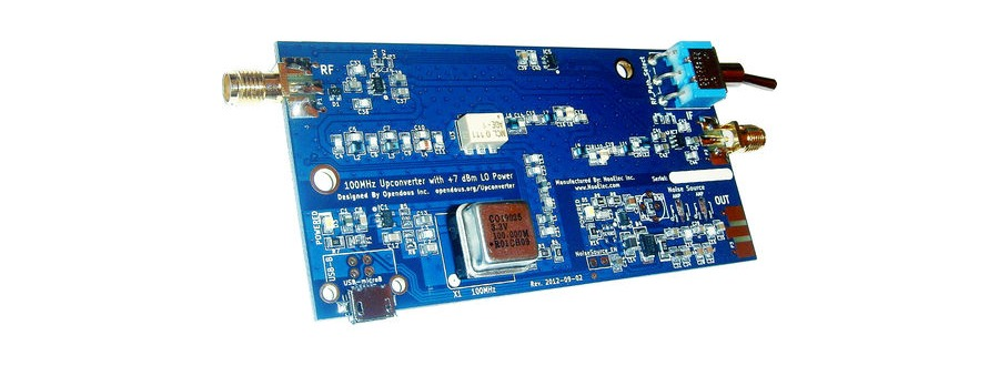 Ham it Up HF Converter | Ham Radio Science
