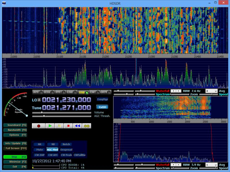 Alternative Installation Procedure for RTL Sticks and HDSDR | Ham