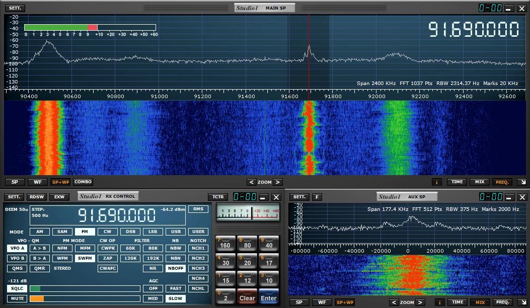 Studio1 SDR Software Review | Ham Radio Science - Part 2