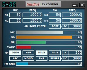 Studio1 SDR Software Review | Ham Radio Science - Part 3