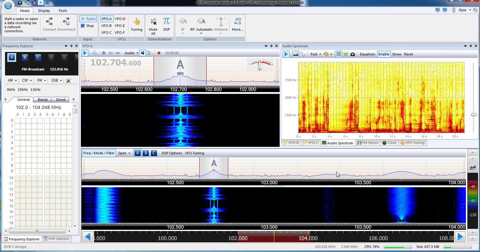 Alternate RTL2832U Install for SDR-Radio com   Ham Radio Science
