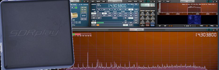 SDRPlay Review   Ham Radio Science
