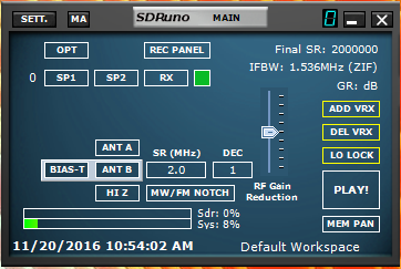 sdruno-rsp2-settings