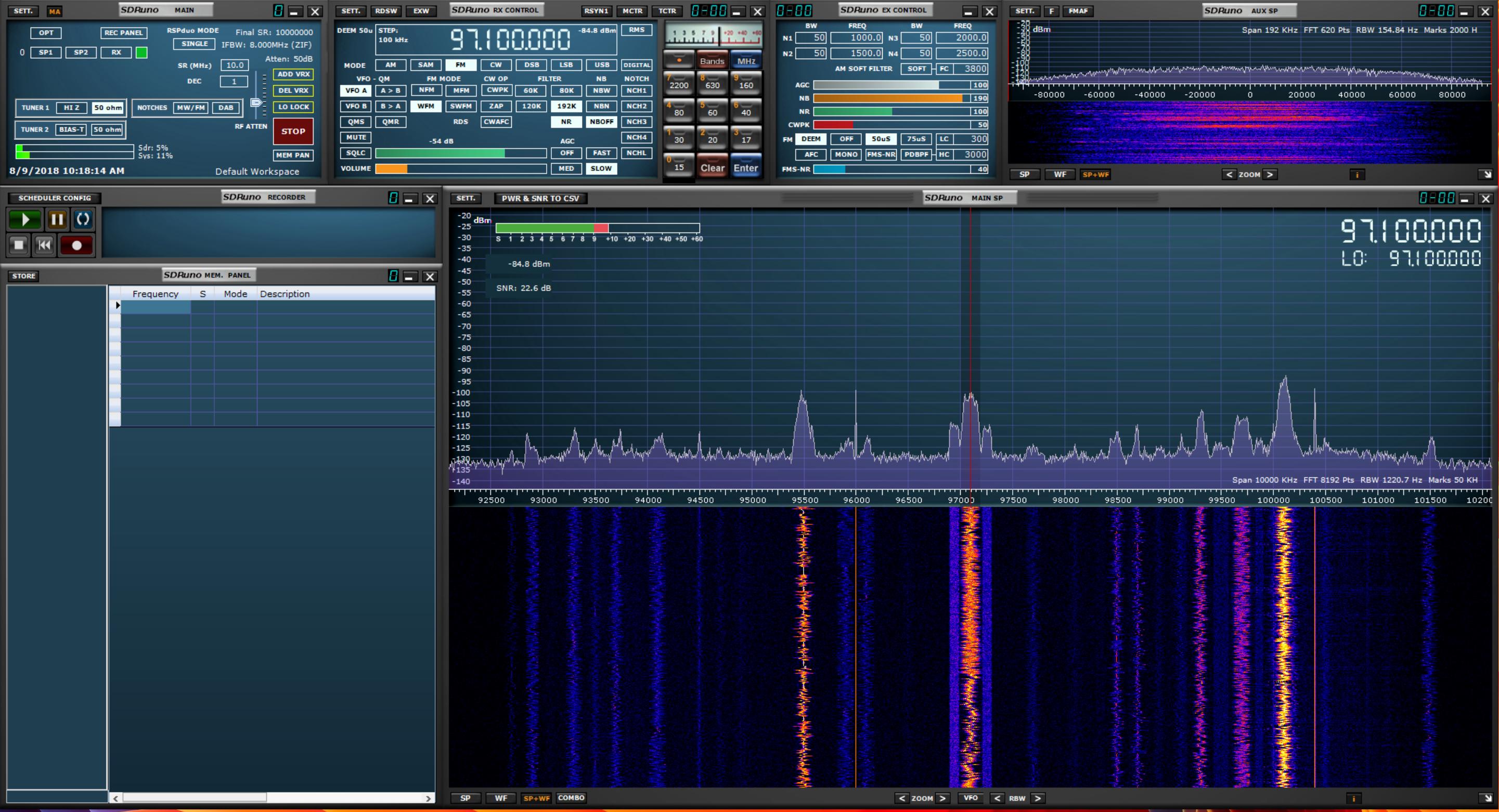 SDRuno v1 3 Released | Ham Radio Science